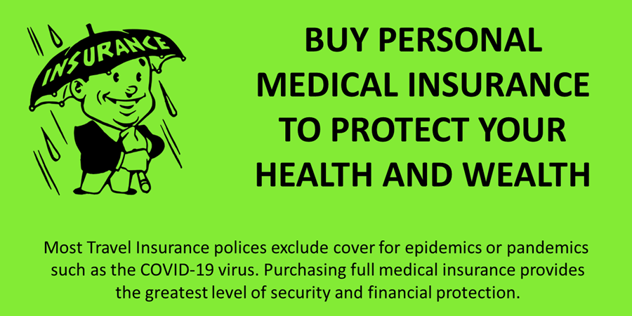 Medical Insurance to protect your health and wealth