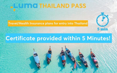 LUMA Thailand Pass LESS THAN 5 minutes